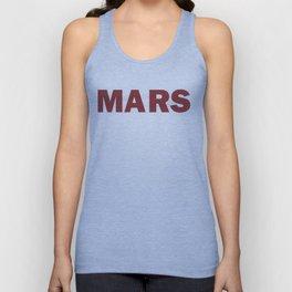 MARS Unisex Tank Top