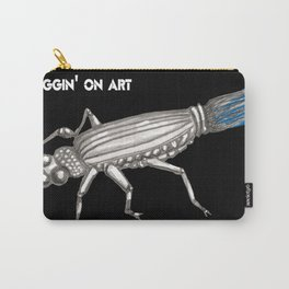 Buggin on Art Carry-All Pouch