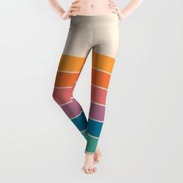 Boca Spring Stripes Leggings