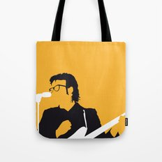 No067 MY ELVIS COSTELLO Minimal Music poster Tote Bag