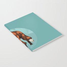 Ice Fox  Notebook