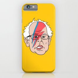 Bowie Sanders iPhone Case