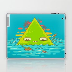 The Bermuda Triangle Laptop & iPad Skin