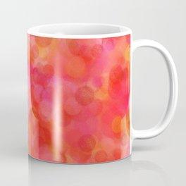 Red Fruit Punch Pattern Coffee Mug