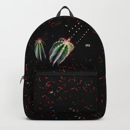 Night Cactus Backpack