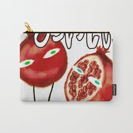 Delicious Pomegranates Carry-All Pouch