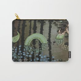 Sea Under the Forest Carry-All Pouch