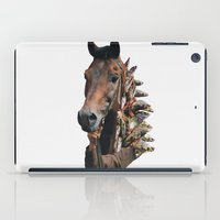 seahorse iPad Cases featuring Seahorse by Lerson