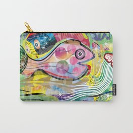 Mariscos Carry-All Pouch