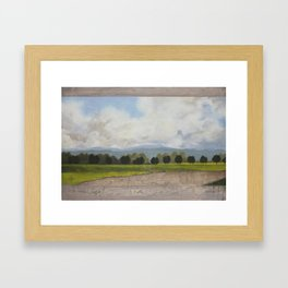 This New Day Framed Art Print
