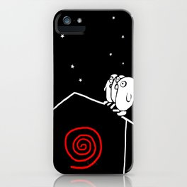 Here we are iPhone Case
