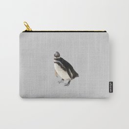 Poly Penguin Carry-All Pouch