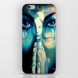 The dreams in which I'm dyin iPhone Skin