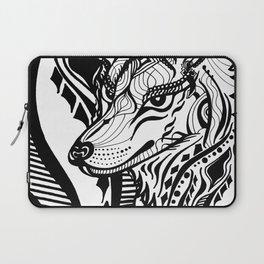 Sovereign Wolf Laptop Sleeve