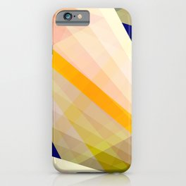 Abstract Geomtric Shape 04 iPhone Case