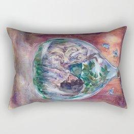 I Choose Love Rectangular Pillow