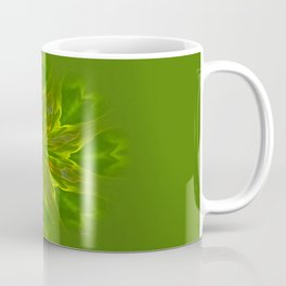 Color Meditation - Green Coffee Mug