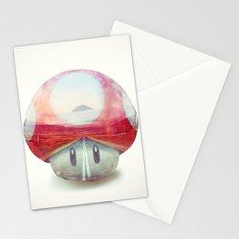 Mushroom - Kart Art Stationery Cards
