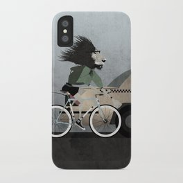 Alleycat Races iPhone Case