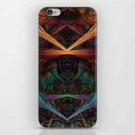 Xeno 3 iPhone Skin
