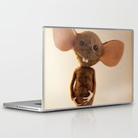 rat Laptop & iPad Skins featuring Rat by timecore