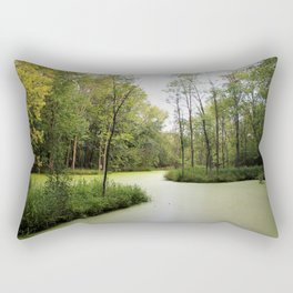 The Swamp Rectangular Pillow