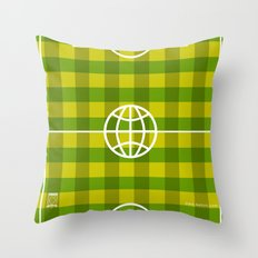 Universal Platform Throw Pillow