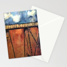 No Traffic on the Huey P Stationery Cards