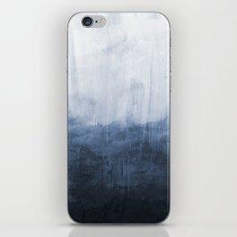 The Storm - Ocean Painting iPhone Skin