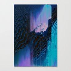 Lavender Oil Canvas Print