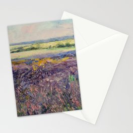 Provence Lavender Stationery Cards