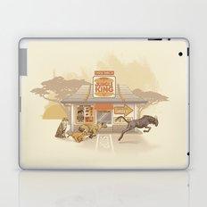 Fast Food (Jungle King) Laptop & iPad Skin