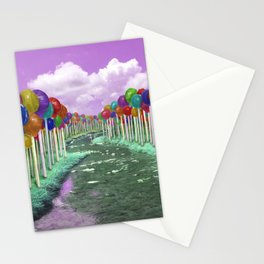 Lollipop Lane Stationery Cards