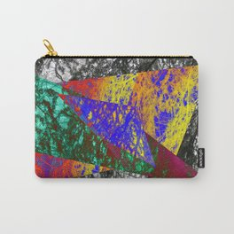 abstract 8888 Carry-All Pouch
