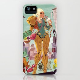 Samus Aran iPhone Case