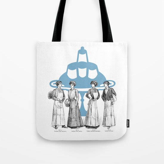 old fashioned cooking Tote Bag