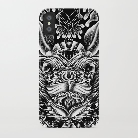 Haunter of the Dark iPhone Case