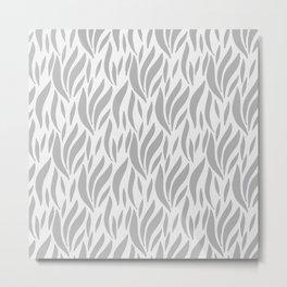floral (67) Metal Print