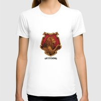 snape T-shirts featuring Gryffindor iPhone 4 4s 5 5c, pillow, case by neutrone