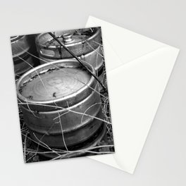 Keg Graveyard Stationery Cards