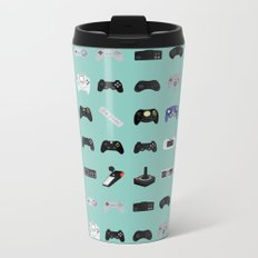 Console Evolution Metal Travel Mug