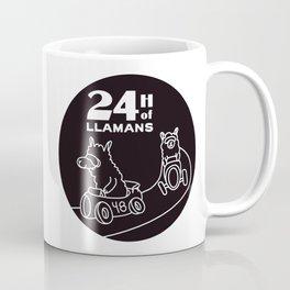 24H of Llamans Coffee Mug