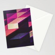 synthblyck Stationery Cards