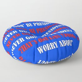 The Reynolds Pamphlet Floor Pillow