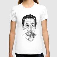 murakami T-shirts featuring Haruki Murakami by Giorgia Ruggeri