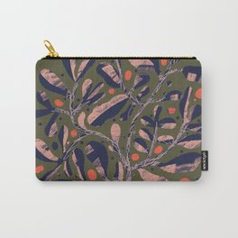 Thriving Tree Carry-All Pouch