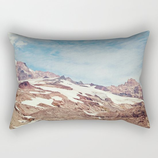 Summer Hike Rectangular Pillow