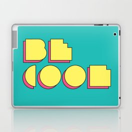 80s Be Cool Laptop & iPad Skin