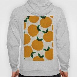 Abstraction_Orange_Fruit Hoody