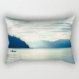 From dusk till dawn Rectangular Pillow